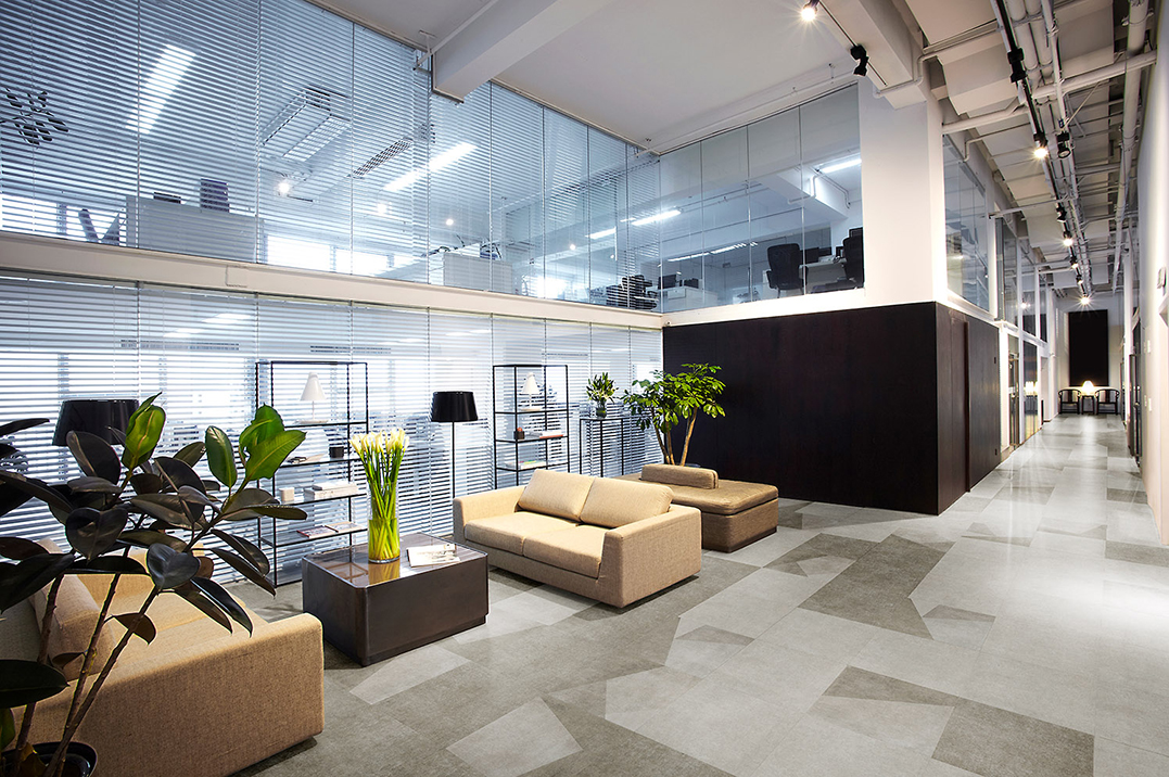 Aspecta Ten Tilt & Tones for Corporate Interiors