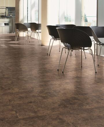 example of aspecta ten flooring