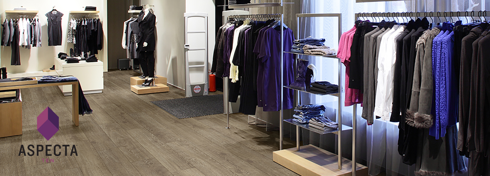 Store with Tally Oak Tan floors