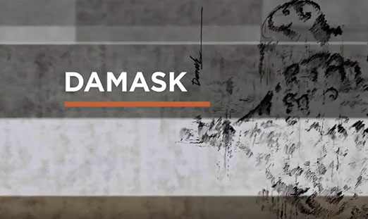 Aspecta en el estudio: Aspecta One Ornamental Damask