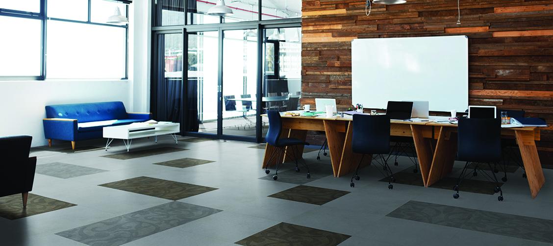Corporate Flooring Workspace Ornamental