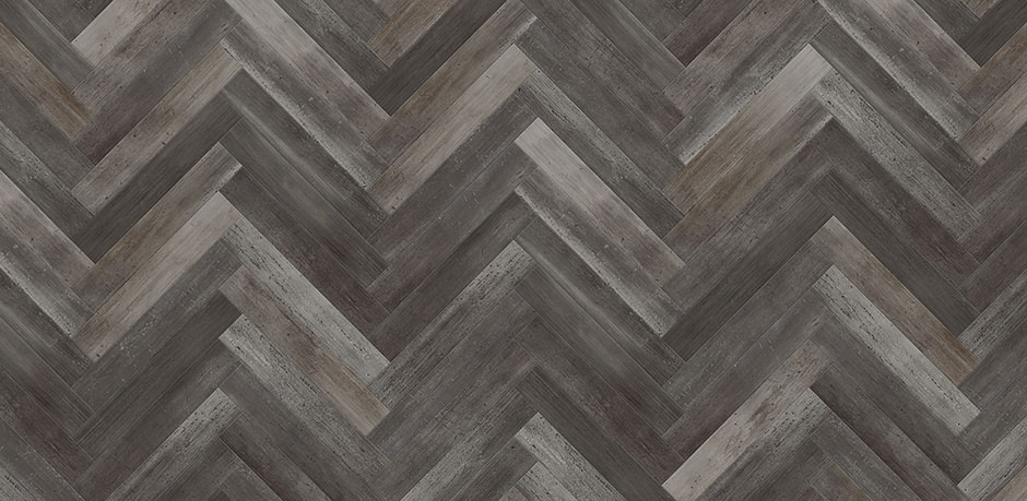 Washed Wood Patterned Floors Midnight Image
