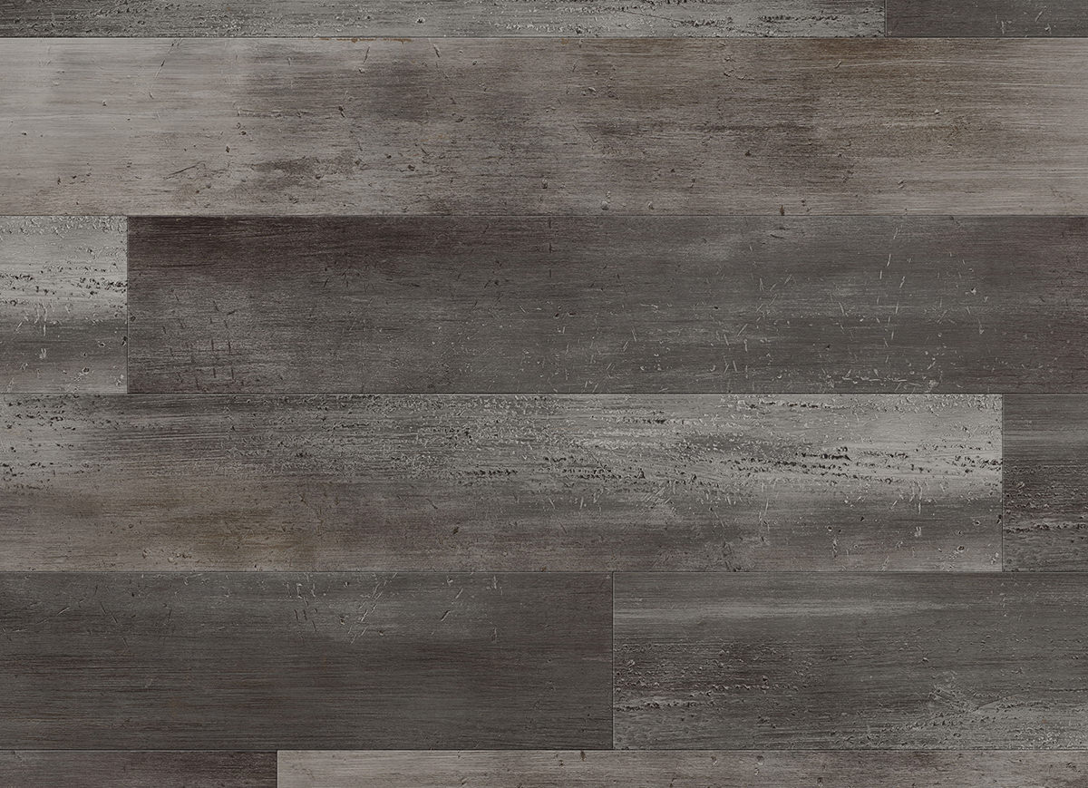 Washed Wood Patterned Floors Midnight full sized swatch
