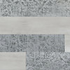 Damask Washed Wood  Arctic swatch