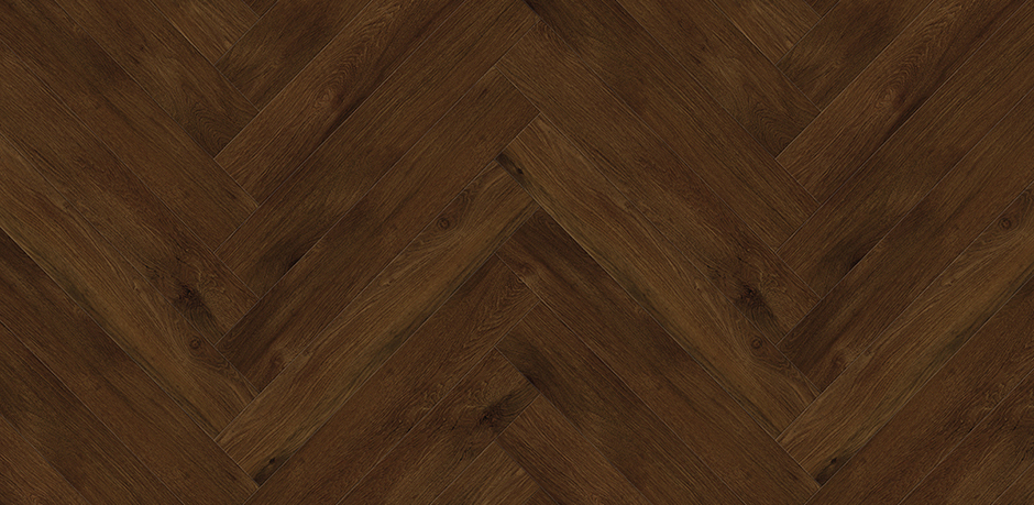 Perfect Oak - Herringbone Sienna Image