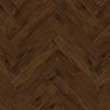 Perfect Oak - Herringbone Sienna swatch