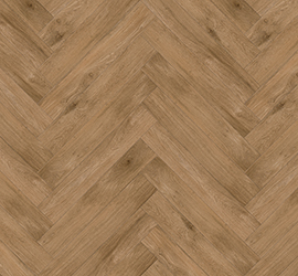 muestra de Perfect Oak - Herringbone Bogwood