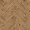 Perfect Oak - Herringbone Bogwood swatch