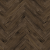 kleur Perfect Oak - Herringbone Raven Brown