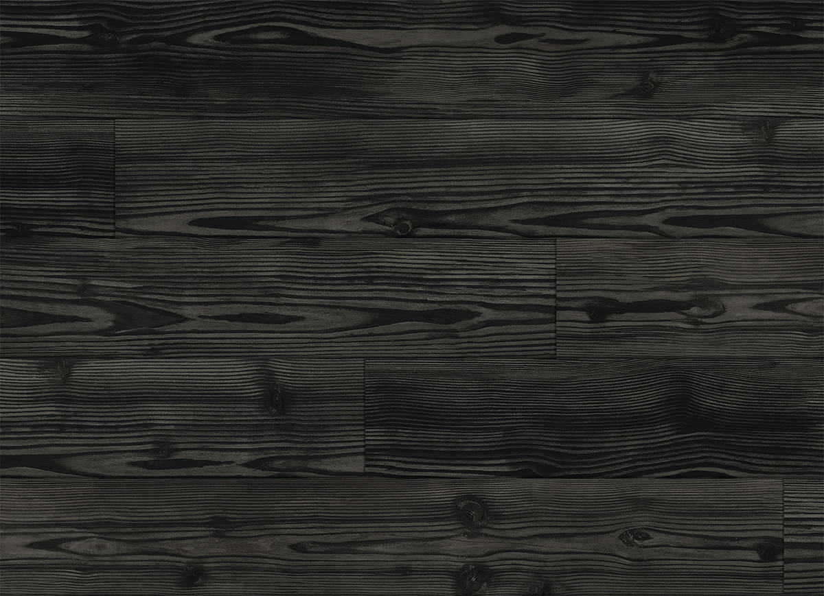 muestra de Summer Pine Charcoal tamaño completo
