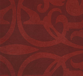 Muster: Masquerade Midtown Prism  Red