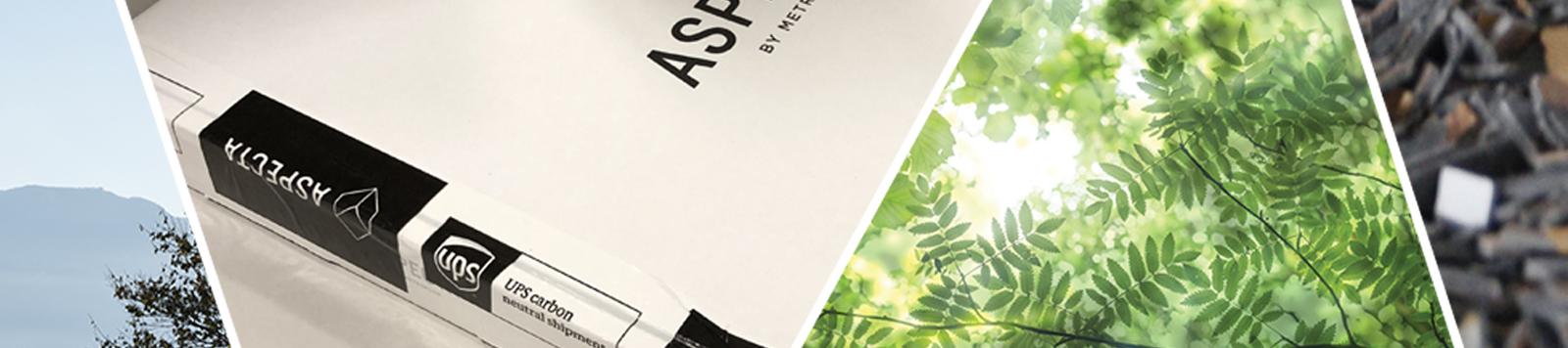 Nachhaltigkeitsprogramme von Aspecta