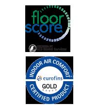 Logotipo deFloorScoreEurofins