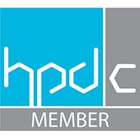 Logotipo de HPDC